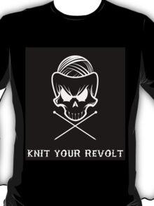 Knit Your Revolt 1 T-Shirt