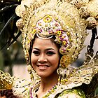 Sinulog 2009 Festival Queen by Chetan R