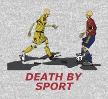 death by sport soccer boys by karen sheltrown