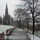 Scott Monument by emanon