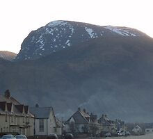 living in the shadow of Ben Nevis by suzysu