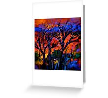Landscape...The Journey...Out There Greeting Card