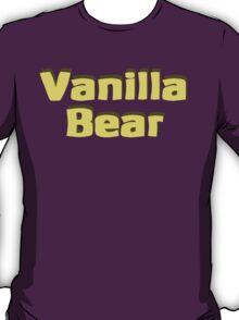 Scrubs Vanilla Bear T-Shirt