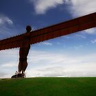 Angel of the North by Carl Young