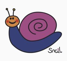 Trackpad Snail by Naf4d