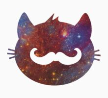 Hipster Cat Galaxy Design by Nathan Southard