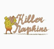 Killer Napkins gut  type! by KillerNapkins