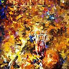 Music Of The Past — Buy Now Link - www.etsy.com/listing/226137482 by Leonid  Afremov