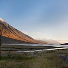 Glen Etive ~ Glencoe by M.S. Photography/Art