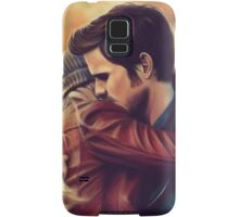 You put your arms around me Samsung Galaxy Case/Skin