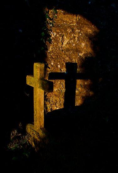 Foxhall Cross, Ireland by Aishling O'Neill