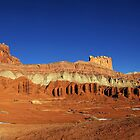 Capitol Reef Panorama by Brian Hendricks