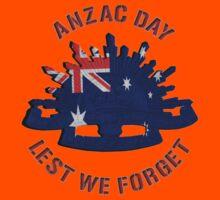 Australian ANZAC Kids Clothes