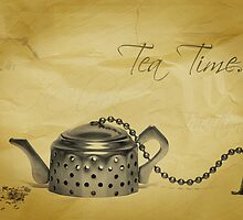 Tea Time... by Freelancer