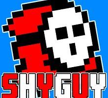 ShyGuy by ImSkyblue