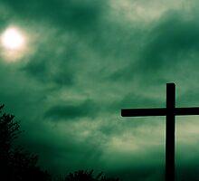 #677    The Cross by MyInnereyeMike