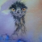 Emu In The Ether by Kay Cunningham