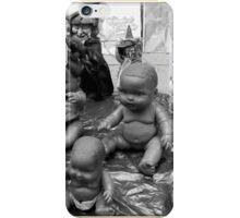 Dolls on the Street  iPhone Case/Skin