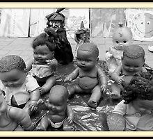 Dolls on the Street  by danielgomez