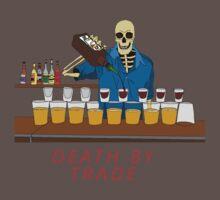 death by trade bartender by karen sheltrown