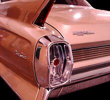 Pink Cadillac by Joe Papastathis