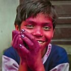 Holi... by Abhishek Scariya