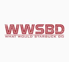What would Starbuck do by superiorgraphix