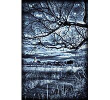 Darkness falls Photographic Print