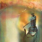 Gondola Softly Goes. by Lorna Gerard