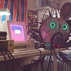 Hacking The Loop by Simon Stålenhag