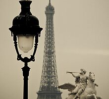 in Paris by dubliner