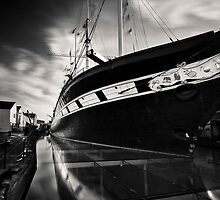 SS Great Britain by greenbunion