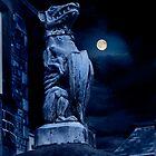 gargoyle by darkvampire