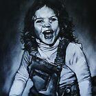 commission portrait 70cm x 50cm by imajica