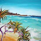 Cylinder Beach Straddie Australia by gillsart