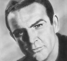Sean Connery by Nicole I Hamilton