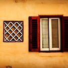 Mdina, Malta Window 3 by Alison Cornford-Matheson