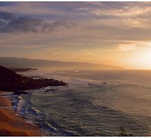 Waimea Bay by Ben Himes