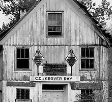 Old General Store by SamClarkPhoto