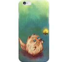 Meep and the Firefly iPhone Case/Skin