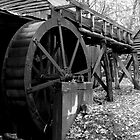 Old Grist Mill by SamClarkPhoto