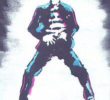 Elvis Has Left The Building! by Teleri Rees