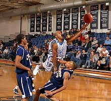 Mikaeil Carter's Lay-up by William Hardman