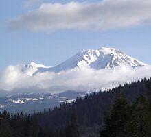 Mount Shasta by Fred Seghetti