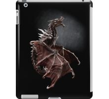 Alduin dragon from Skyrim game iPad Case/Skin