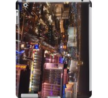 The Strip North - Las Vegas NV iPad Case/Skin