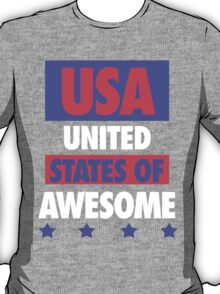United States of Awesome T-Shirt