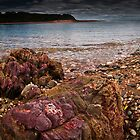 Beach near Burnie, Tasmania by Ashpix