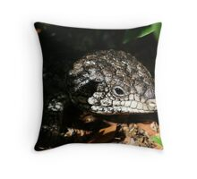 Leave me Alone Throw Pillow