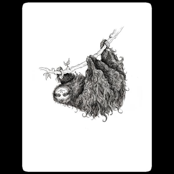 Slothy by brettisagirl